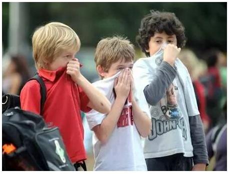 空气污染对幼儿的危害
